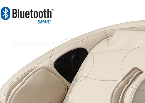 Osaki TP 9000 beépített Bluetooth-hangszóró