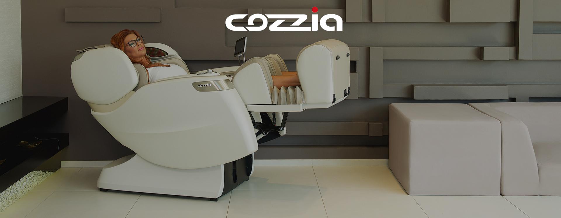 Cozzia masszázsfotel aloldal slide